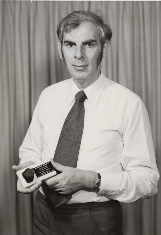 Dr. Alan Batten