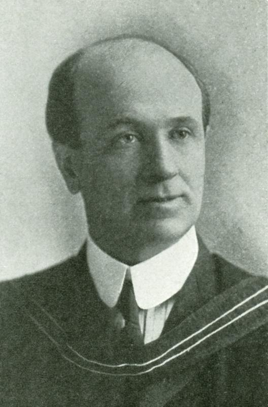 Alfred DeLury 1900s