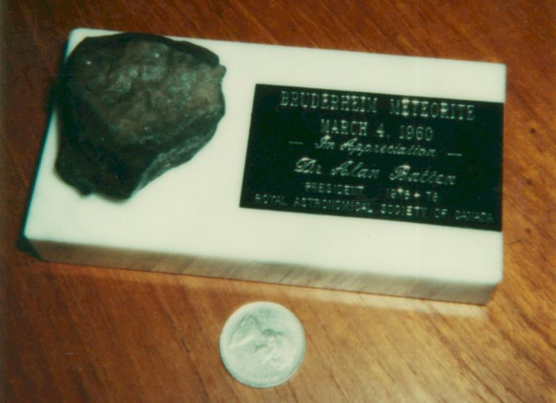Batten Presentation 1978