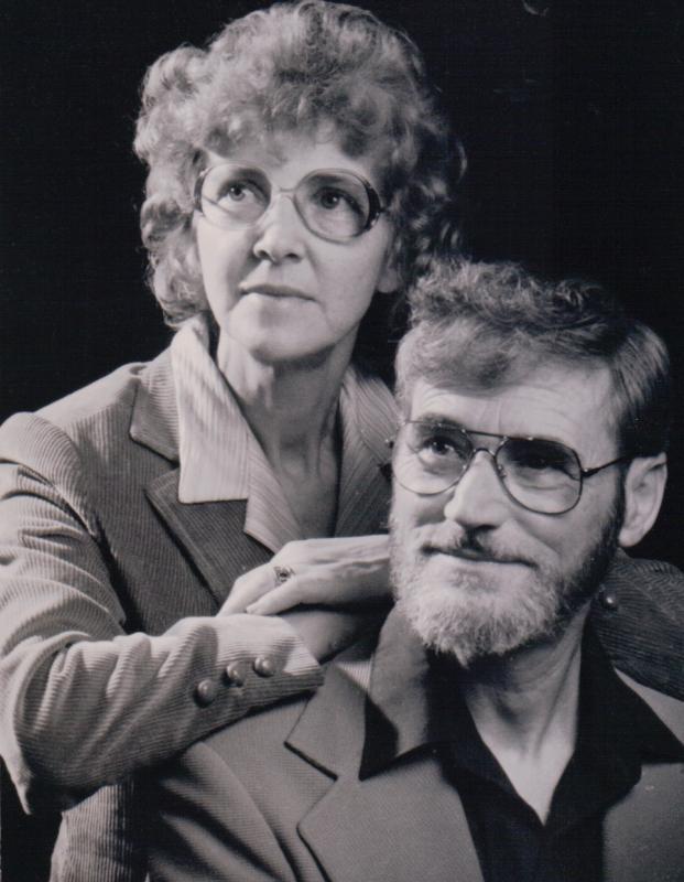 Phyllis and Roy Belfield