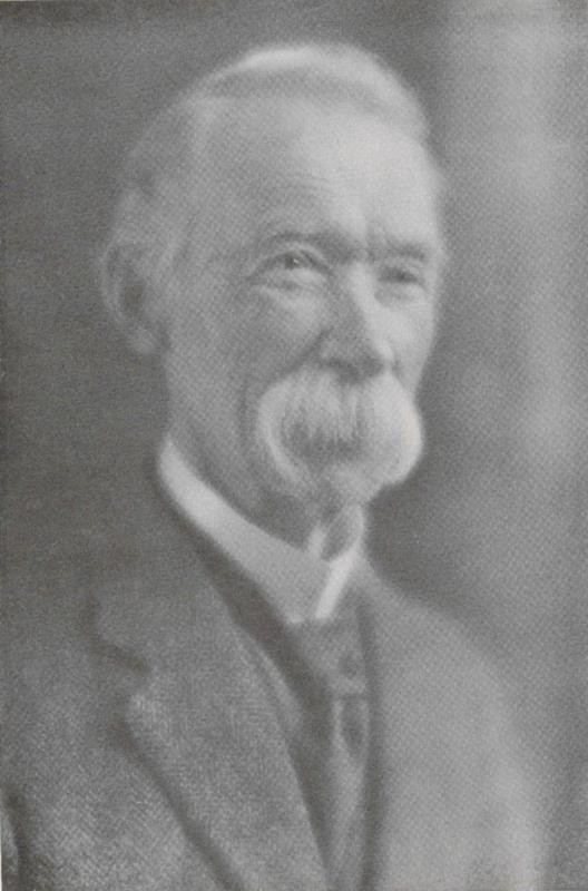William Bruce in 1925