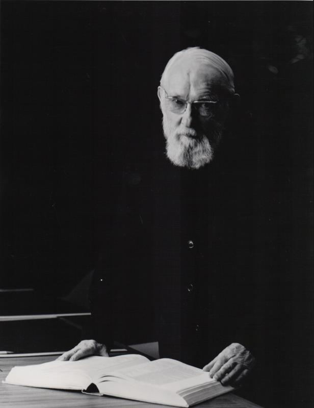 Rev. M.W. Burke-Gaffney