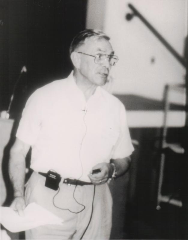 Cam Fahrner in 1989