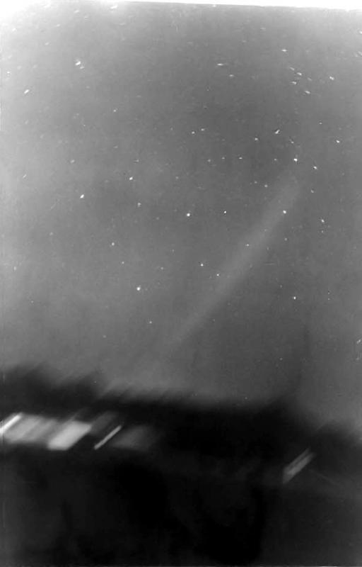 Comet Ikeya-Seki