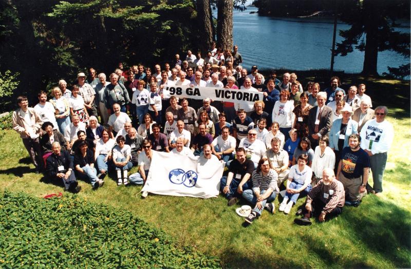 GA Group Photo - 1998