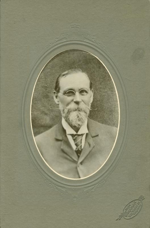 George Lumsden 1901