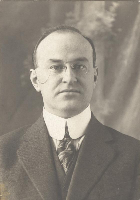 H.R. Kingston 1917