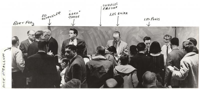 Hamilton Meeting 1960s #3