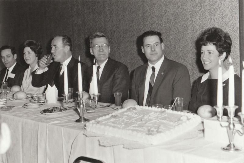 Hamilton Banquet 1969 #2