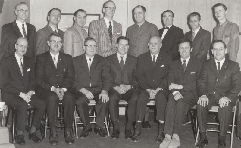 Hamilton Council 1968