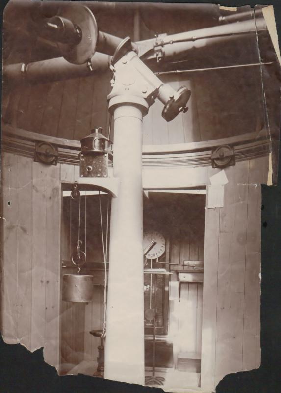 John Goldie's telescope