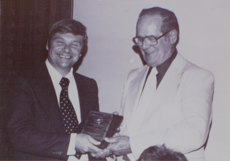 Rene Racine and Lucien Coallier