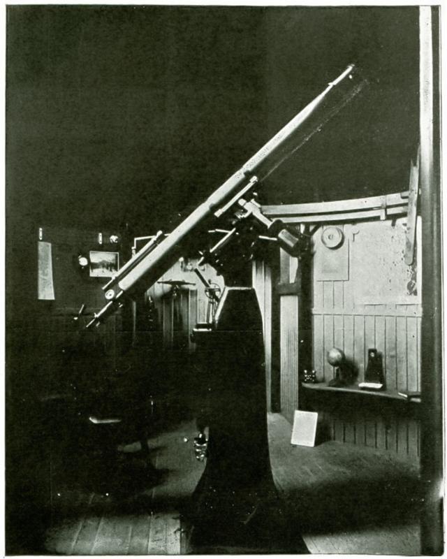 Marsh Telescope