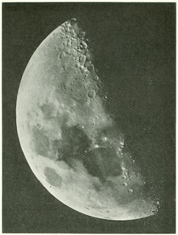The Moon, 1906