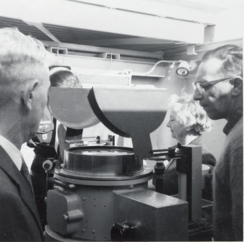 PZT visit during the 1968 GA