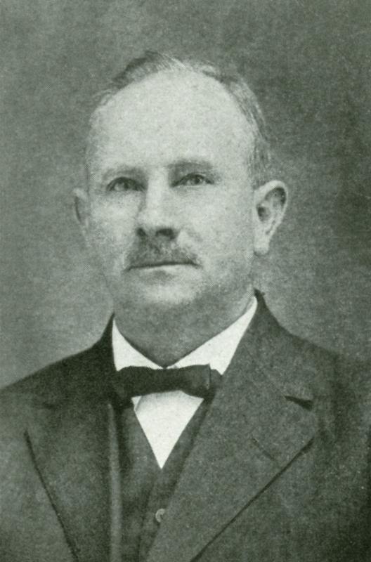 Rev. D.B. Marsh