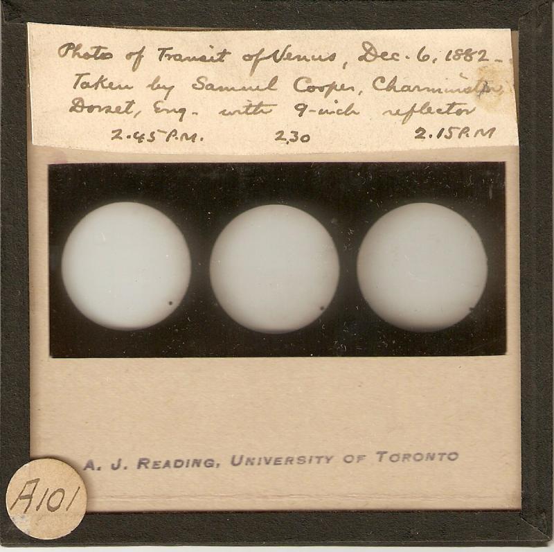 Samuel Cooper 1882 ToV photos