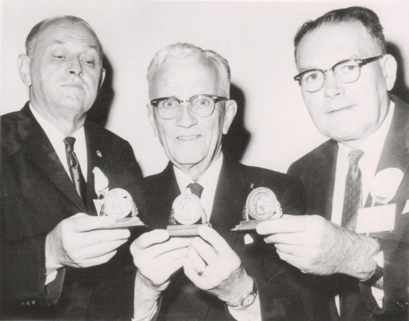 1968 Service Award Winners
