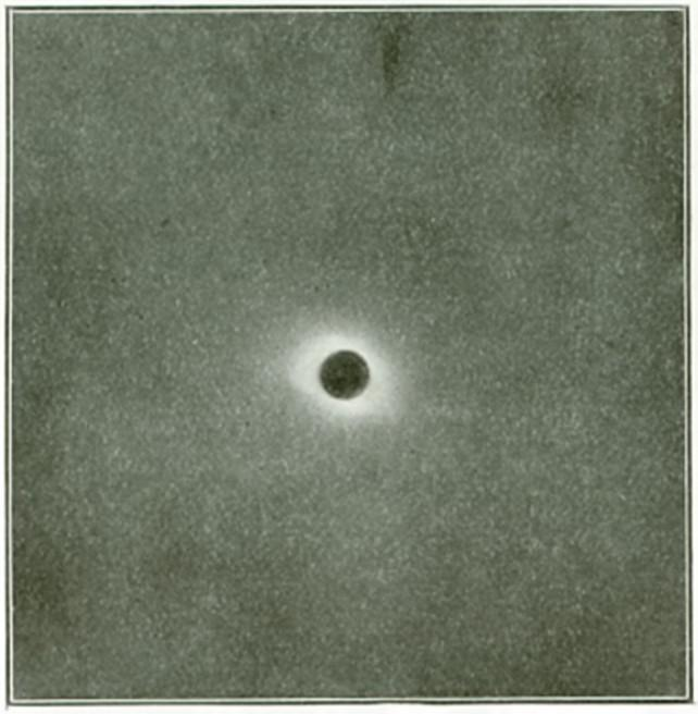 Solar Eclipse 1900 May 28