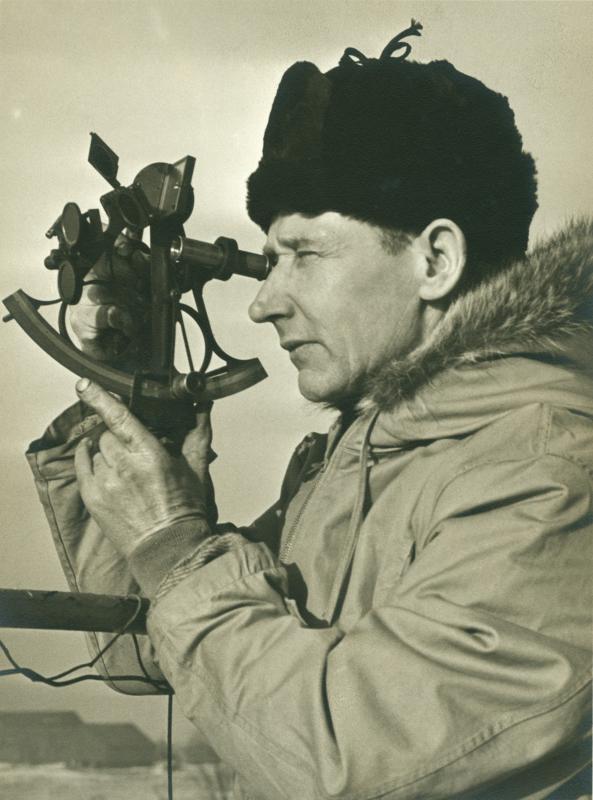 Bert Topham #8