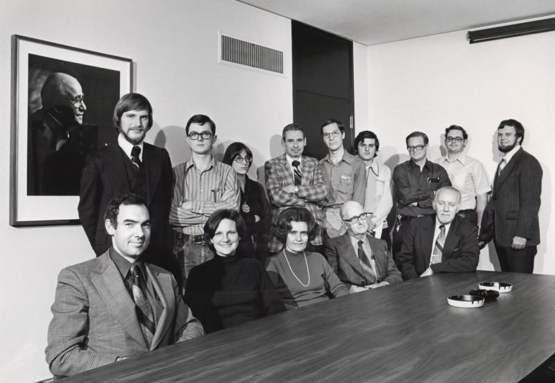 Toronto Centre Council 1976-7