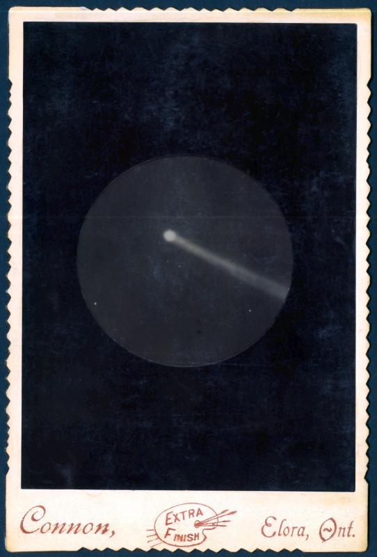 Comet 1893b on July 18th