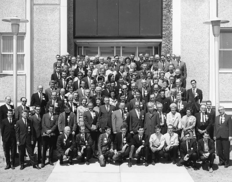 GA Group Photo - 1968