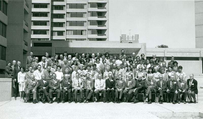 GA Group Photo - 1972