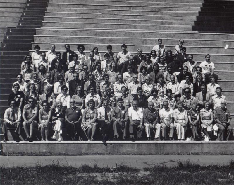 GA Group Photo - 1975