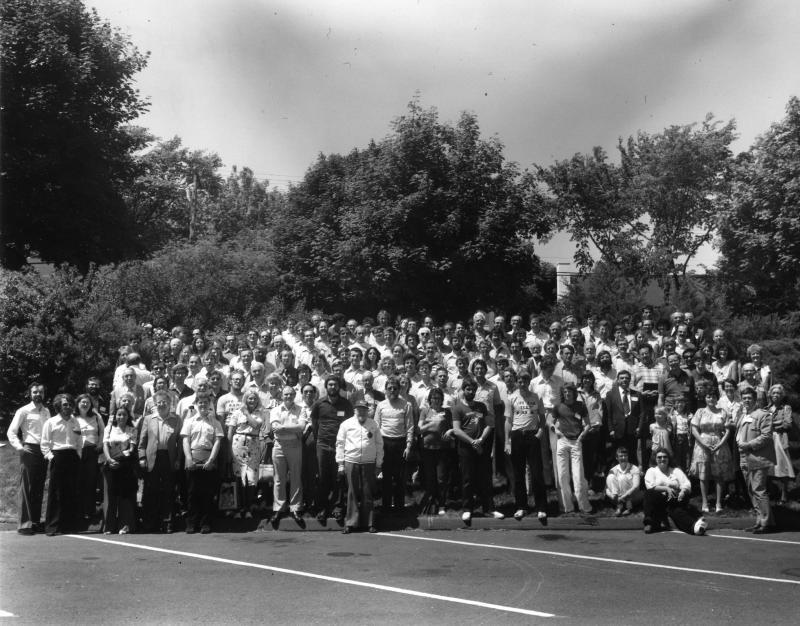 GA Group Photo - 1980