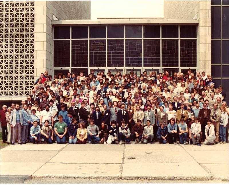 GA Group Photo - 1983