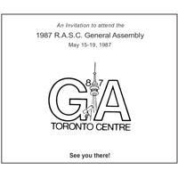 GA Graphic - 1987