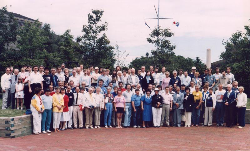 GA Group Photo - 1989