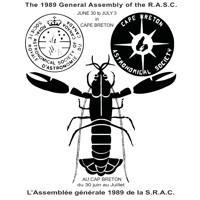 GA Graphic - 1989