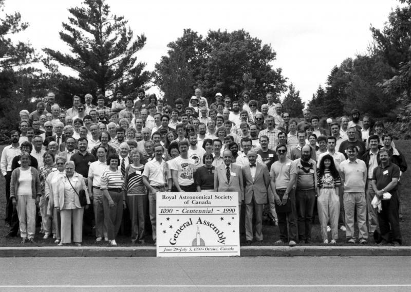 GA Group Photo - 1990