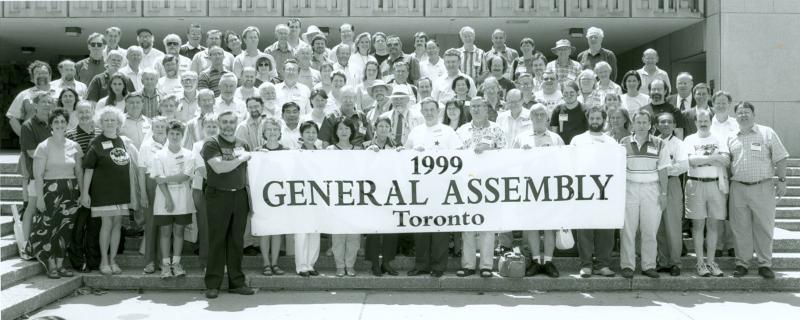 GA Group Photo - 1999