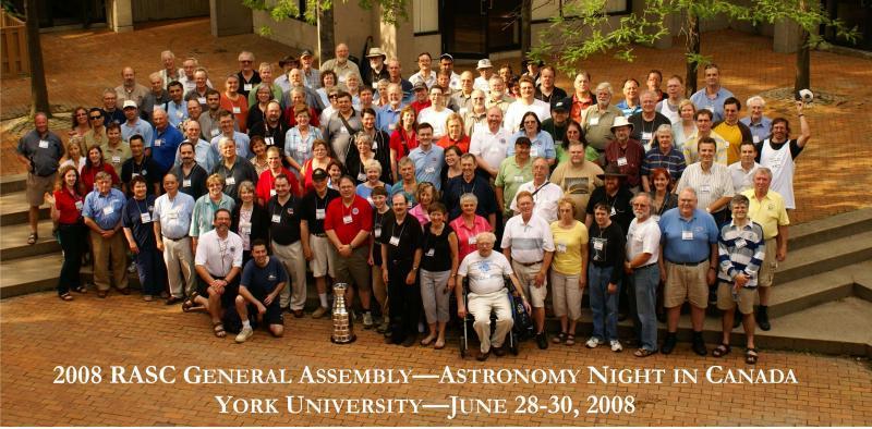 GA Group Photo - 2008