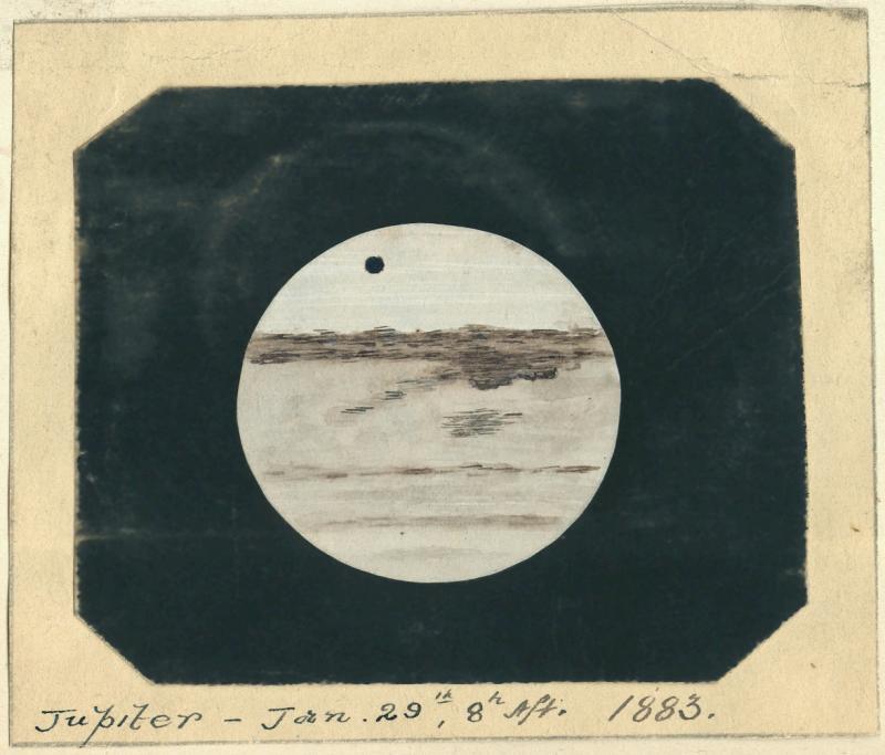 Jupiter 1883