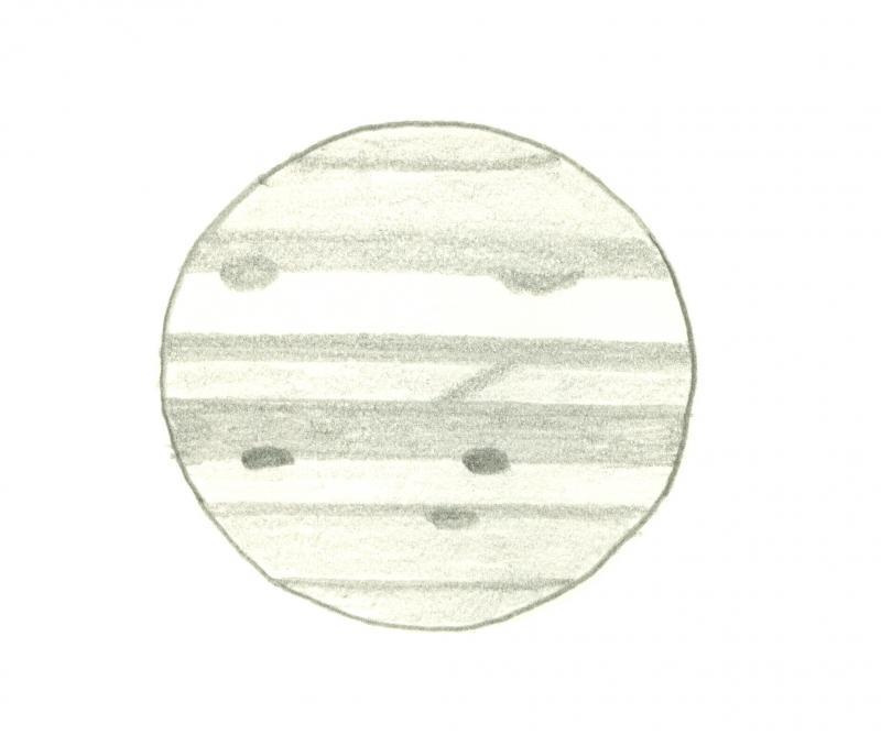 Jupiter 196007170544