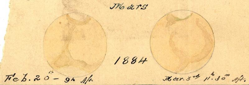 Mars 1884