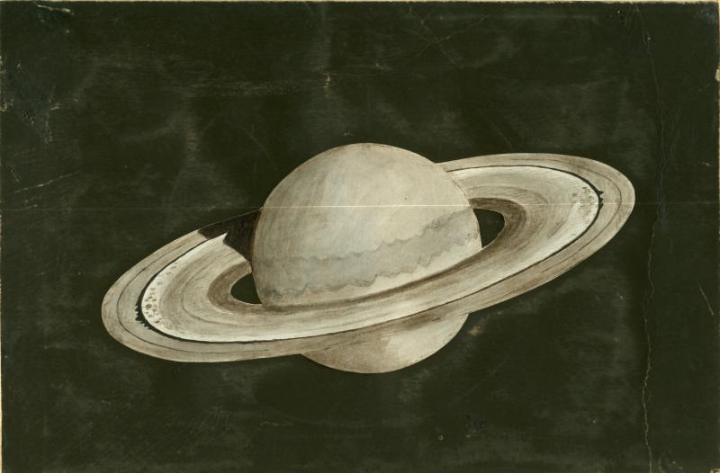 Saturn Sketch
