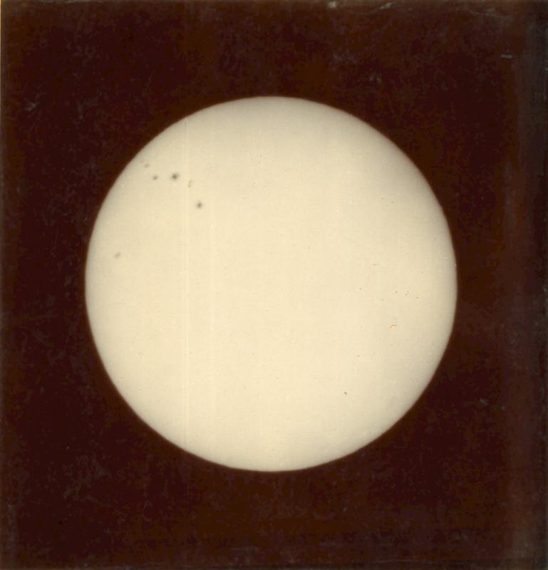 Sun 18920727