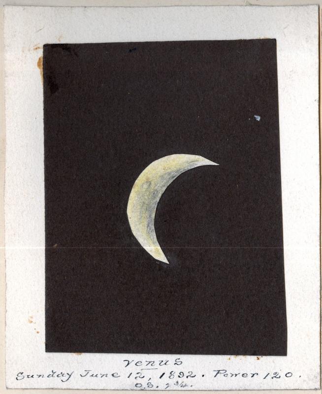 Venus 1892